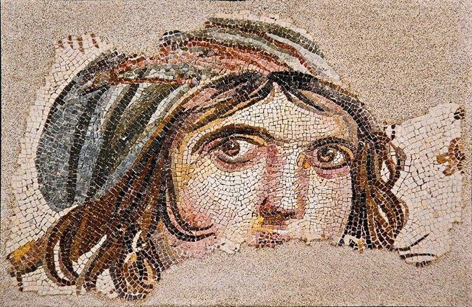 Mozaik Eserlere Can Veriyoruz
